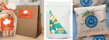 custom labeling stickers creative packaging ideas examples costs providers