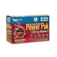 Trace Mineral Research <b>Electrolyte Stamina Power Pak Mixed</b> Berry ...