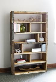 Woodworking Bookshelf Designs 20 Amazing Diy Bookshelf Plans And Ideas The House Of Wood