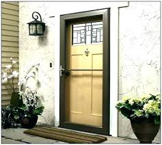 anderson storm door 4000 series 8 series retractable screen