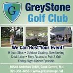 We Can Host Your Event!, GreyStone Golf Club