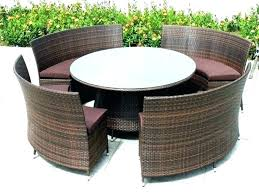 round resin patio table outdoor furniture wonderful best ideas plastic tops set chairs and tables