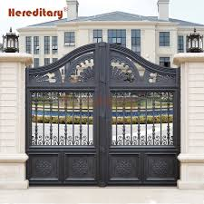 Gate Designs Photos Latest Indian House Main Gate Designs New Design Wrought Aluminum Sliding Driveway Main Gate For House Buy Aluminum Gate Modern Iron Gate