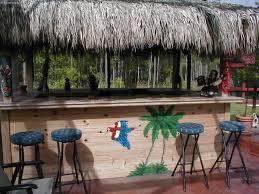 Outside Bar Bar Outside Bar Florida Tiki Barcustom Tiki Bar Extreme Tiki Bar