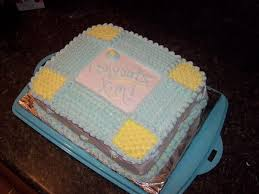 10 Simple Homemade Baby Shower Cakes Photo Homemade Baby Shower