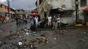 Haiti fordert internationale Truppen an ...