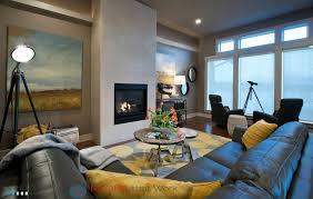 Dark gray couch Mid Century Livingroomsusan Maria Killam Ways To Decorate Around Your Charcoal Sofa Maria Killam The