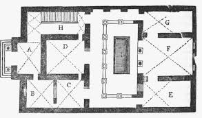 ancient roman style house plans modern floor by size handphone