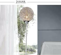modern crystal floor lamp modern crystal floor lamp with approval for home decor on from