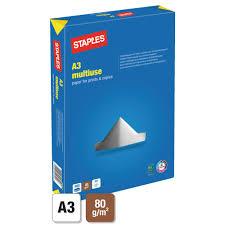Staples A3 80 G M Papier F R Laser Tintenstrahl Und