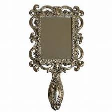 Ornate hand mirror drawing Fancy Hand Shop For This Ornate Hand Mirror In Oxidized Metal At Trafficclubinfo Images Of Ornate Hand Mirror Drawing golfclub