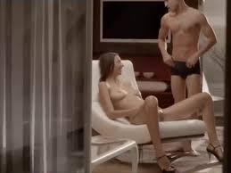 Erotic sex between beautiful couple