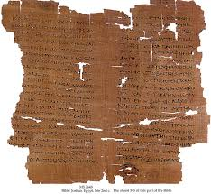 septuagint manuscript my theo blogy can christ s claims be trusted septuagint manuscript