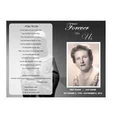 Funeral Programs Templates Free Download Virgin Mary Memorial Program Funeral Pamphlets 13