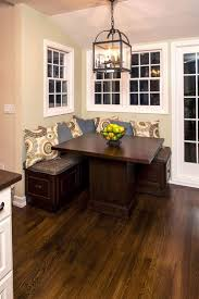 Kitchen Nook Lighting Dining Room Side Frame 3 Ideas Astounding Breakfast Nook Designs
