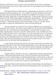jackie s travels critical analysis of myspace and facebook essay critical analysis of myspace and facebook essay