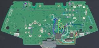 Xbox 360 Schematics Diagram Xbox 360 Motherboard Labeled