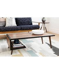 modern industrial furniture. Wood Steel Coffee Table Metal Frame Mid Century Modern Industrial Furniture Living Room Small Walnut White T