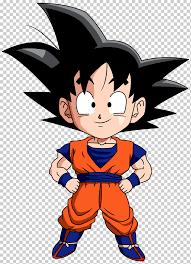 Goku Goten Vegeta Chibi Drawing, goku ...