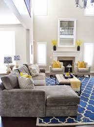 yellow and grey furniture. Client Project Reveal: The Summerwood Renovation Yellow And Grey Furniture R