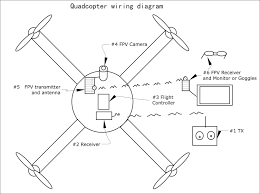 Quadcopter wiring diagram best of naze 32 revision 6 flight