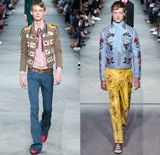 gucci 2016 spring summer mens runway catwalk looks alessandro michele milano moda uomo collezione milan