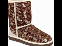 Best UGG Women s Classic Short Sparkles Boot!