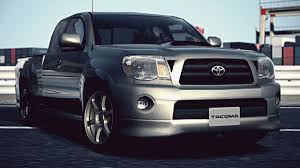 GT6) Toyota Tacoma X-Runner '04 - Exhaust Comparison - YouTube