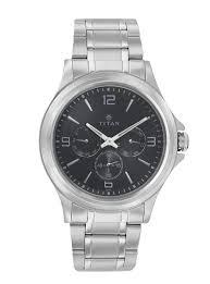 titan neo men s metal watch 1698sm01 titan neo men metal watch 1698sm01 straight