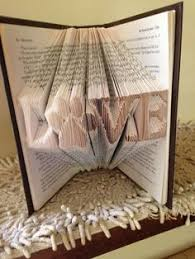 how to make folded book art easier using your puter