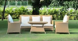 elegant outdoor furniture to transform