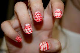 Nail Design: Nail Art Aztec Design