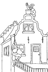 Kleurplaten De Website Van Sinterklaas Zwartepiet