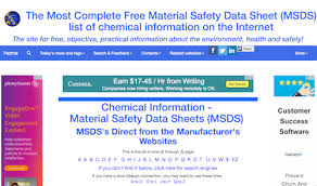 chemical information sheet safety data sheets 101 expert resources for osha compliance mpc