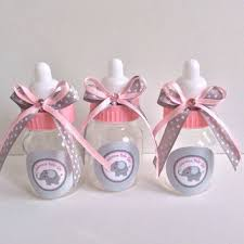 12 baby elephant girl baby shower favors elephant theme baby bottles elephant baby s