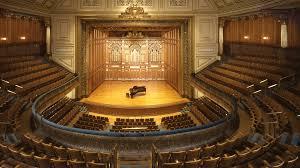 Jordan Hall Seating Chart Jordan Hall New England Conservatory