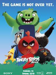 Angry birds 3 film