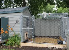 homemade dog kennels 2. Making A Dog Kennel And Run Homemade Kennels 2