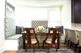 breakfast banquette furniture. Dining Banquette Set Room Contemporary Breakfast Furniture