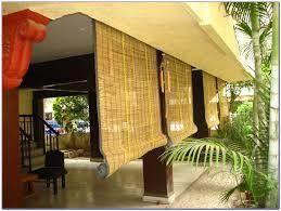 innovative bamboo patio shades patio roll up shades bamboo patios home design ideas nqa469eojk outdoor decorating ideas