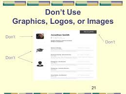 21 Don't Use Graphics, Logos, or Images Don't Don't Don't ...