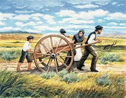 Mormon Handcart Tragedy of 1856 – Legends of America