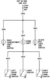 door jamb switch wiring diagram dome light wiring diagram ford unique repair guides wiring diagrams