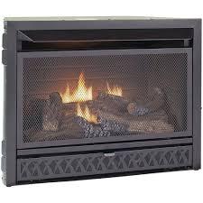 propane fireplace insert repair inserts home depot vent free