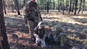 Marvin Robbins Memorial Coconino National Forest Turkey Hunt - YouTube