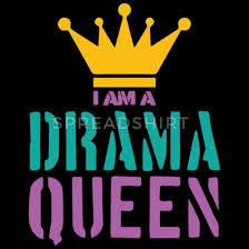 Drama Queen Spruch Beanie Spreadshirt