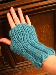 Free Fingerless Gloves Knitting Pattern New Julianne Fingerless Gloves FaveCrafts