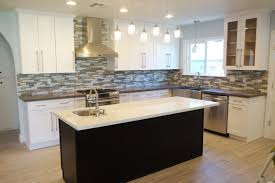 white shaker kitchen cabinets with granite countertops. White-Shaker-Cabinet-Jersey-6 White Shaker Kitchen Cabinets With Granite Countertops I