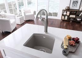 blanco undermount sinks new full size kitchen adorable undermount stainless steel kitchen