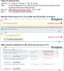 Empirical Analysis And Classification Of Database Errors In Scopus